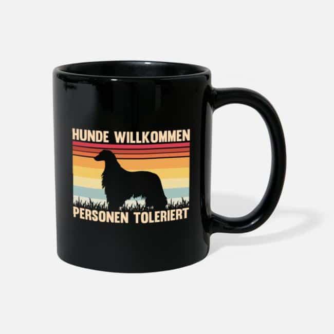 Afghanischer Windhund Tasse Geschenk